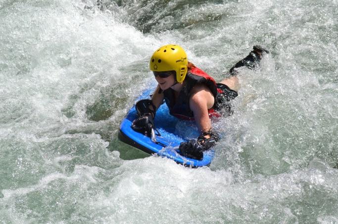 Riverboarding - Rio Bueno